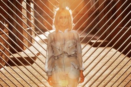 Ensam inte stark album shoot by Hedvig Jenning